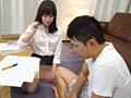 家庭訪問に来た女先生がアナル初体験、僕も童貞喪失サムネイル1