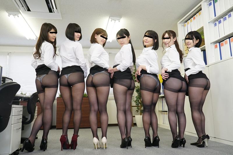SWITCH8周年記念作品 黒パンストが好きならこれでどう? 画像 5