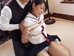 背徳の制服少女