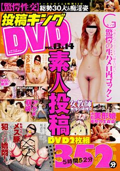 投稿キングDVD vol.13&14