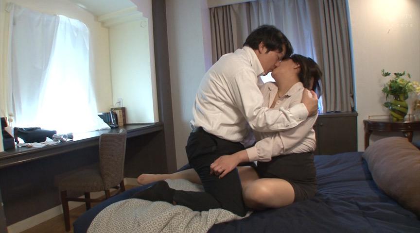 憧れの女上司と 日向万里子