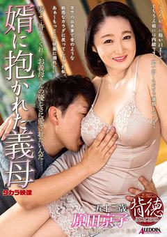 「婿に抱かれた義母 原田京子」のパッケージ画像