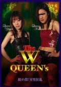 The W QUEEN's 絞め技!M男狂乱