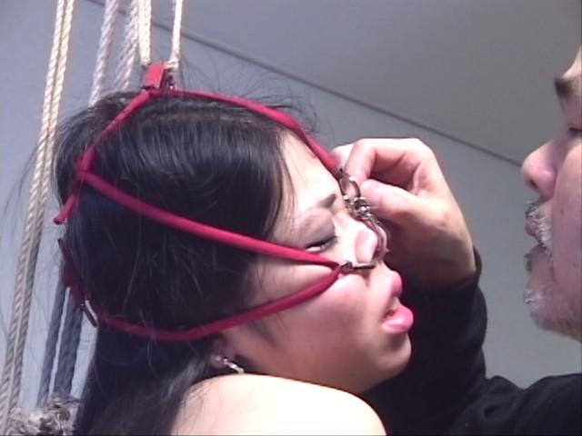 過ぎた鼻責め 白井仁美のサンプル画像4