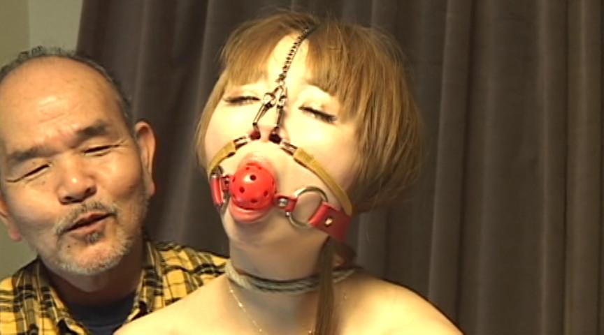 鼻縛崩乱 美しすぎる鼻責めM女 黒田麻世のサンプル画像10