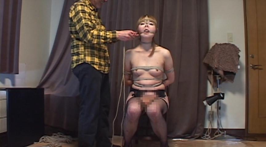 鼻縛崩乱 美しすぎる鼻責めM女 黒田麻世のサンプル画像13