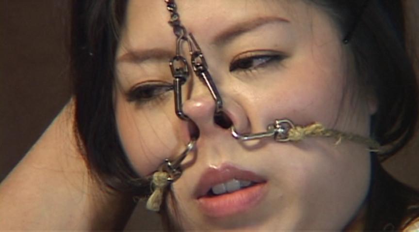 鼻剥き磔 肉人形 Love Beyond Slave 瀬名ジュンのサンプル画像