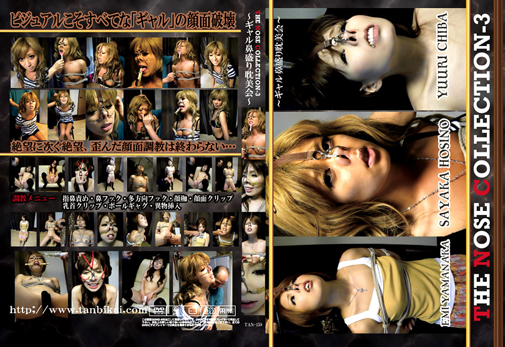 THE NOSE COLLECTION-3 ~ギャル鼻盛り耽美会~