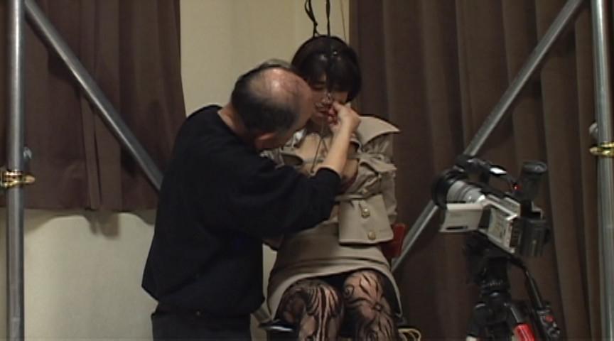 売られた人妻 ~鼻責め拷問浣腸調教のサンプル画像