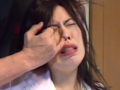 巨乳虐縛 嗚咽の人間噴水 ~鼻責め乳責め浣腸調教