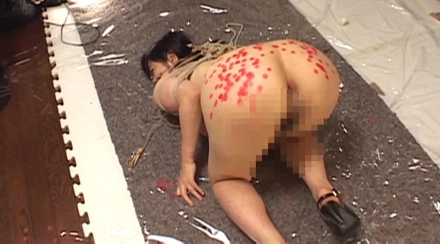 惨めM女画報 拷問系調教結集 陰惨調教の章 の画像1