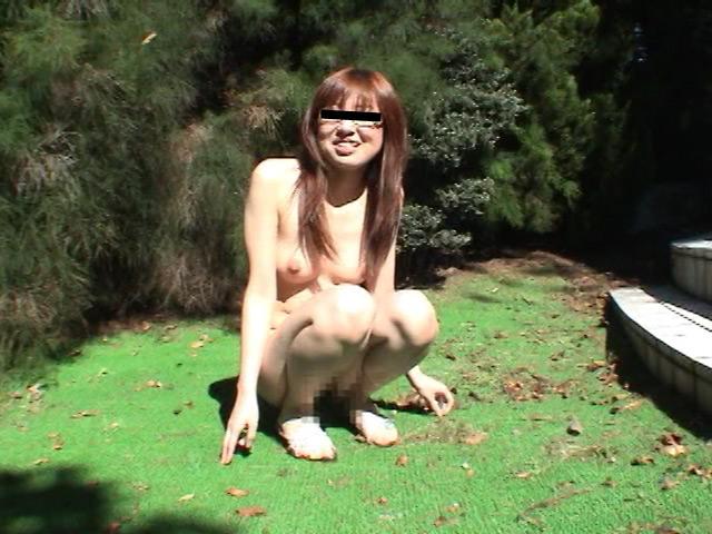 投稿 現役女子大生 翔子20歳のサンプル画像