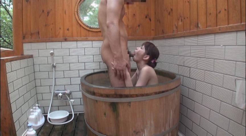 妹と露天風呂で近親相姦 8時間