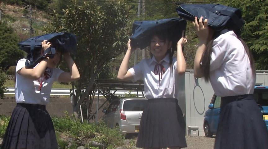びしょ濡れ女子●生雨宿り強制わいせつ2のサンプル画像