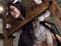 美少女守護者アル●ド×アナル&マ●コ2穴中出しファック
