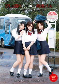 びしょ濡れ女子●生痴漢バス