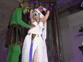 大司教聖女剣●乙女×アナル&マ●コ2穴中出しファックのサムネイルエロ画像No.1
