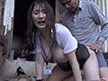 びしょ濡れOL雨宿り強制わいせつ-0