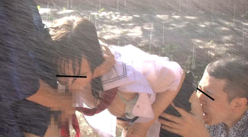 びしょ濡れ女子○生雨宿り強制わいせつ映像集2 4時間のサンプル画像