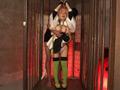 美少女隊士甘露●蜜璃×10連続大量ザーメンぶっかけのサムネイルエロ画像No.1