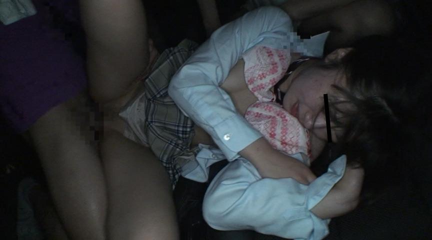 女子●生野外中出しレイプ映像集2枚組8時間 9枚目