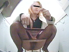 ハイヒールGAL'Sトイレ8のジャケットエロ画像