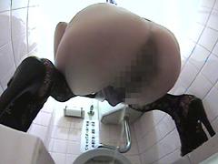 ピンヒールGALSトイレ5