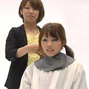 盗髪塾 第25髪 みつこ