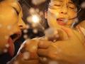 母乳レズ受精 小林美沙 熊紗かおるのサムネイルエロ画像No.1