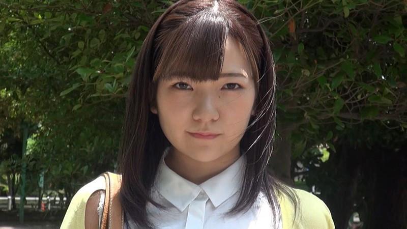 金沢で見つけた美人学生が真正ナマ中出しAVデビュー 画像 1