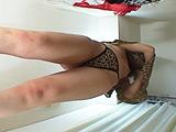 ランジェリー試着室【床下カメラ】7001-0803 【DUGA】
