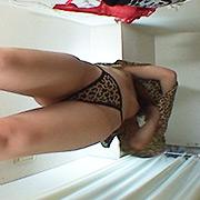 ランジェリー試着室【床下カメラ】7001-0803