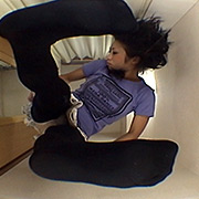ランジェリー試着室【床下カメラ】7005-0906