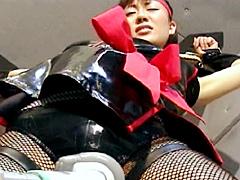女スパイ くすぐり・電マ拷問 コスプレ編1