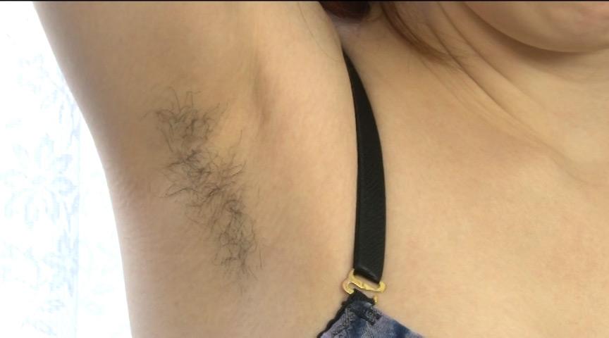女性の腋に萌える 画像 2
