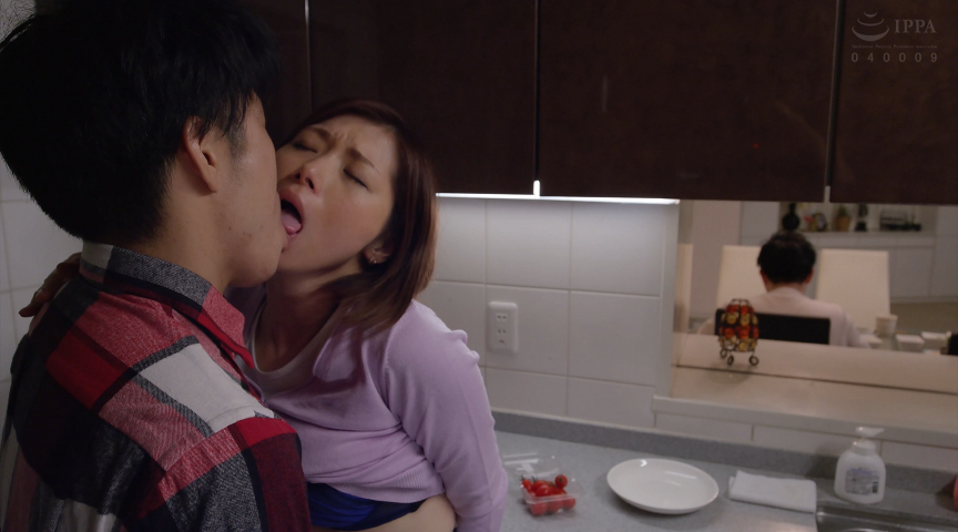 IdolLAB | tsumabana-0202 剛毛マ○コを濡らしながら若い絶倫チ○ポを誘惑ナマ性交