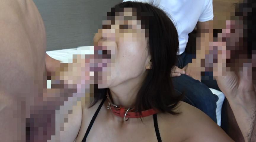変態投稿 集団SEXに悶える熟女 画像 2
