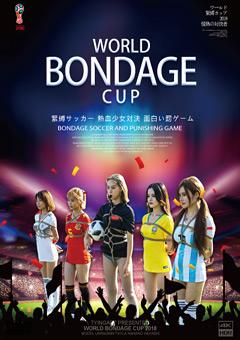 いつも有難うございます。TYINGARTでございます。今回の作品内容は、今年全世界を熱狂に包んだ「ワールドカップ2018」…ならぬ『ワールド・緊縛カップ2018』でございます!麻縄で緊縛された不自由な4人の美女たちがサッカー選手に扮して「真剣かつ和気あいあい」とプレイしている勇姿?をとくとご覧下さいませ〜。その他にも様々な緊縛ゲームを彼女たちは挑戦しています。ゲームに負けた人には楽しい罰ゲームもありますよ〜。良い意味で滑稽味と遊び心に溢れるこの(シュールな)作品を是非ともお楽しみ下さいませ。セックス・ヌード描写及び緊縛モデルの声は収録させていませんのでご了承下さいませ。》AdultStage おすすめ作品