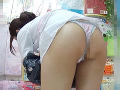 下着:女子校制服透視カメラ 6772-722