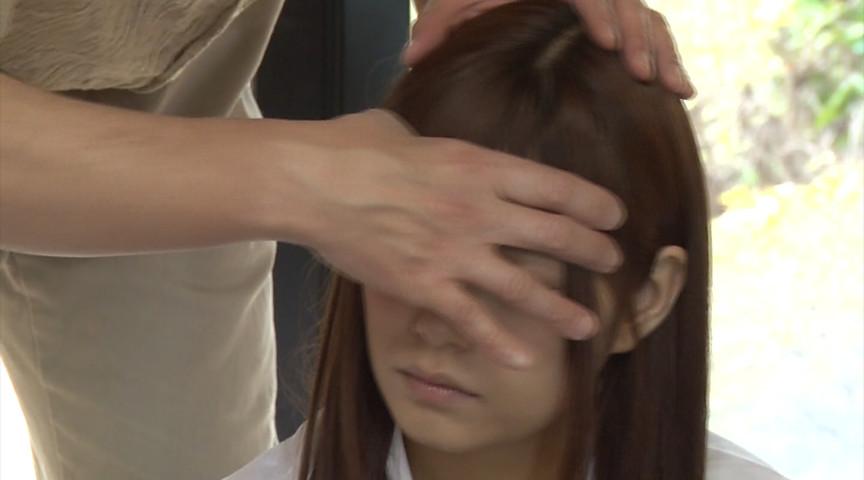 可憐な女子校生が催眠術によって堕ちたSEXの記録