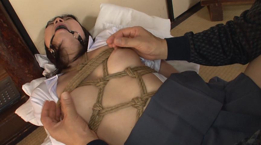 きのうから近所のおじさんに縛られています。 涼川絢音