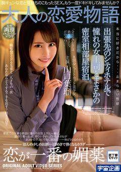 憧れの女上司とまさかの密室相部屋宿泊 山口葉瑠