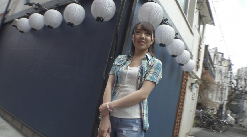 神アプリで知り合ったエロカワ現役女子大生に生中出し03 画像 1