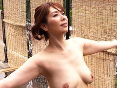 湯けむりおっぱい 翔田千里