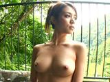 藤井シェリー 湯けむりおっぱい ~夏の陣~