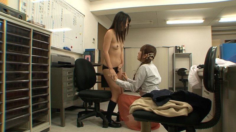 先生と私~純真レズビアン~ 波多野結衣 松下ひかり