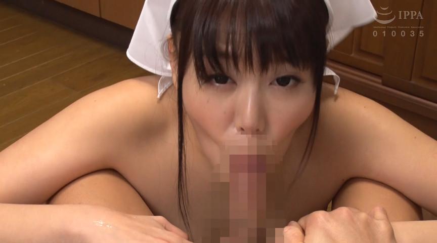 巨乳家政婦さんのご奉仕フェラ!29発射