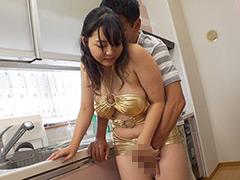 爆乳妻がお客様を悩殺おもてなし!!6人