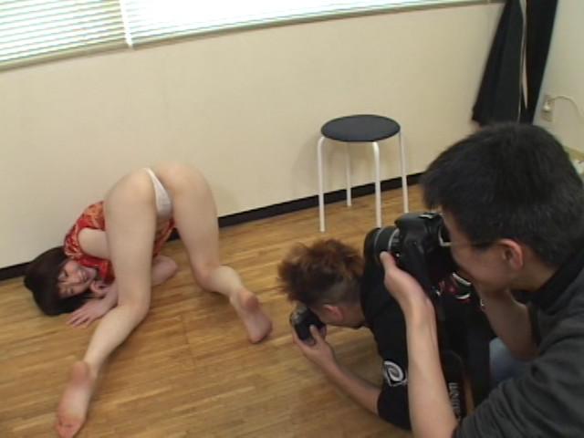 タマ潰し女ボクサー の画像18