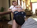 父が出かけて2秒でセックスする母と息子 咲々原リン-7